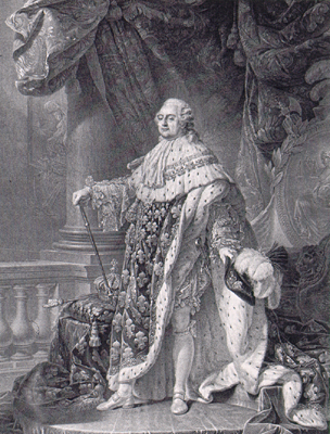 an introduction to the life of king louis xvi 2018-7-21 1793 - king louis xvi and marie antoinette are executed by guillotine 1799 - napoleon takes power overthrowing the french directory 1804 - napoleon is crowned emperor of france.